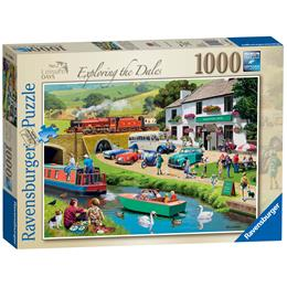 Leisure Days No 2 Exploring the Dales 1000pc